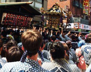 三社祭神輿
