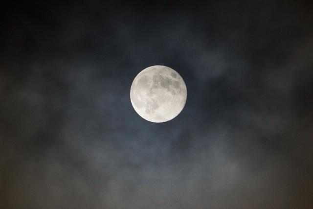 中秋の名月をキレイに撮る