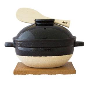 長谷園二合土鍋