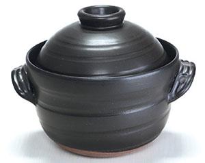 華月 大黒鍋二合炊き