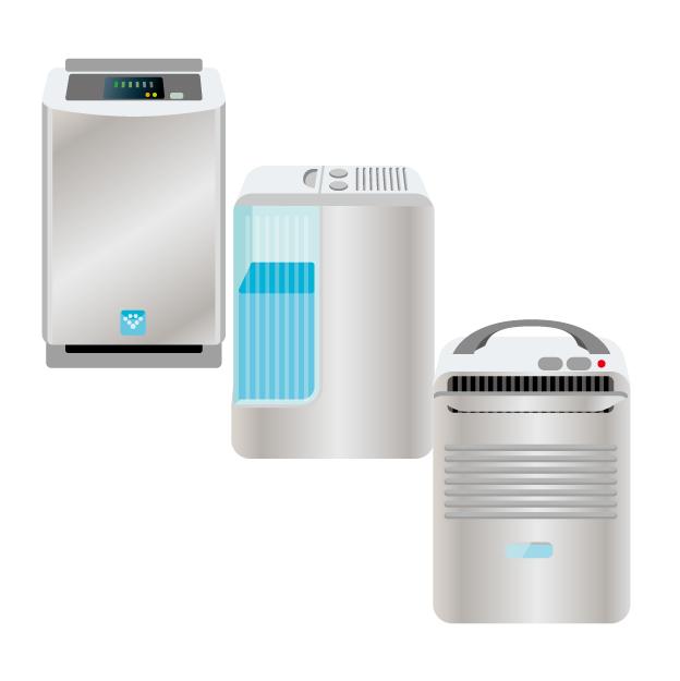 加湿器の選び方