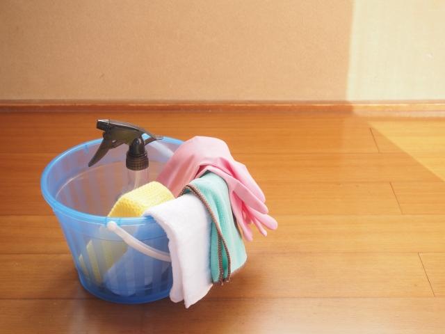 大掃除は年末前に始める