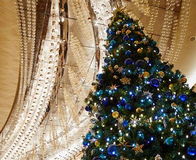 「ロイヤルパークホテル」Chicクリスマスデート