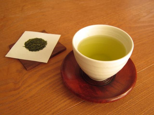 風邪予防に効く食材 緑茶