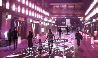 日本橋 桜フェスティバル 201