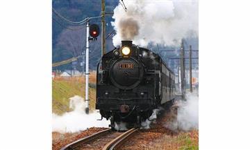 昭和レトロ大井川鐵道SL列車