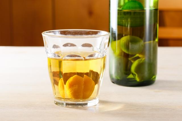 梅酒のアレンジレシピ