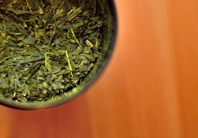茶がらの有効活用